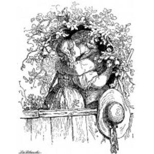 LaBlanche Stempel: kussen lovers - terug stock, get 'em!