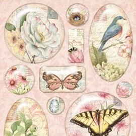 Embellishments / Verzierungen Ornamenter, dekorationer, 12 dele