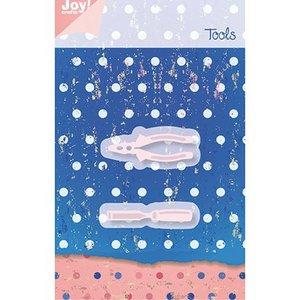 Joy!Crafts / Jeanine´s Art, Hobby Solutions Dies /  Joy Crafts, pochoir de poinçonnage et estampage, pinces + gouges