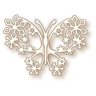 Wild Rose Studio`s NIEUW: Het snijden van metaal sterft, Wild Rose Specialty Studio`s de Vlinder