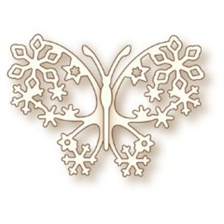 Wild Rose Studio`s NYHED: Metal opskæring dør, Wild Rose specielle Studio`s Butterfly