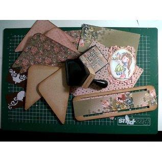 Objekten zum Dekorieren / objects for decorating La oss få Bizzee serviett holderen
