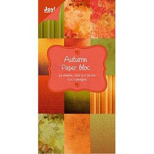 Joy!Crafts / Jeanine´s Art, Hobby Solutions Dies /  Designers block of Joy Crafts, 15x30cm - Autumn