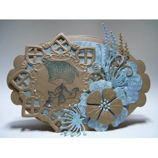 Marianne Design Cutting and embossing stencils Creatables, Doily square