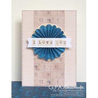 """Embellishments / Verzierungen Windwijzers van ontwerper document """"Sew Lovely"""""""