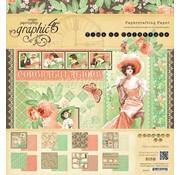 "GRAPHIC 45 Designers block ""Time to Celebrate"", 30.5 x 30.5 cm"