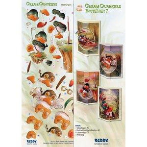 BASTELSETS / CRAFT KITS Bastelset Crème Quackers Sujet: Hobby