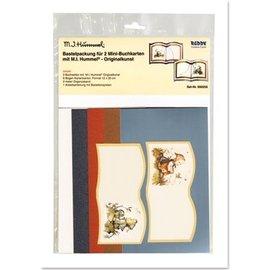 Bilder, 3D Bilder und ausgestanzte Teile usw... Art original MI Hummel Bastelset deux mini-réserver des billets