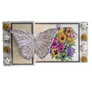 BASTELSETS / CRAFT KITS Craft Kit Butterfly Greeting Cards