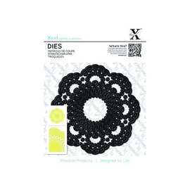 Docrafts / X-Cut Embossing and cutting mat, XCut, lace Doilie