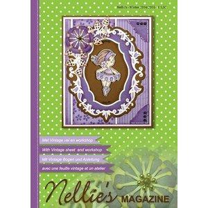 Bücher, Zeitschriften und CD / Magazines Zeitschrift, Magazine Nellie's winter, mit viele Inspirationen