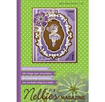 Bücher, Zeitschriften und CD / Magazines Magazine, magasiner Nellie er vinter, med mange inspirationer