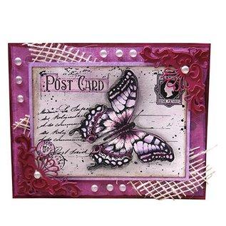 Joy!Crafts / Jeanine´s Art, Hobby Solutions Dies /  Papierblock Vintage