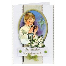 Bilder, 3D Bilder und ausgestanzte Teile usw... Feuilles 3D decoupees communion, confirmation
