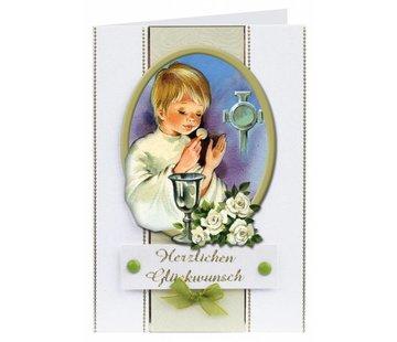 BILDER / PICTURES: Studio Light, Staf Wesenbeek, Willem Haenraets 3D Die cut sheets communion, confirmation