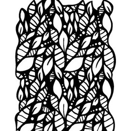 Pronty A4 blad, 297 x 210mm - Bladeren, bladeren
