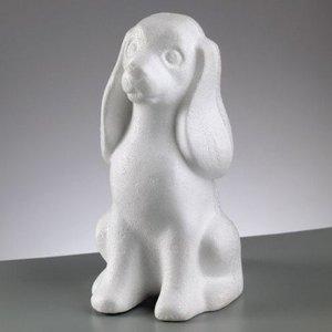 Objekten zum Dekorieren / objects for decorating forme de styromousse, Chien, 240 mm,
