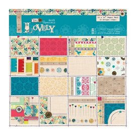 Karten und Scrapbooking Papier, Papier blöcke Paper Block, pagina 32, naai heerlijke