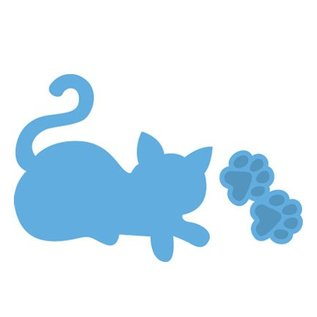 Marianne Design Embossing and cutting mat, cat