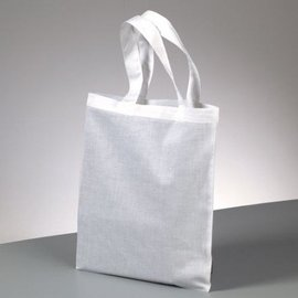Textil Prodotti di cotone, tasca con cerniera