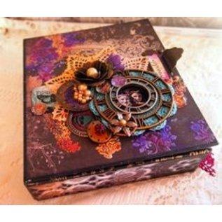 Embellishments / Verzierungen Vintage mechaniek - trinket pinnen