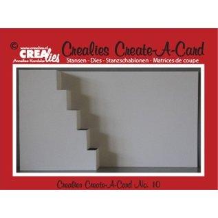 Crealies und CraftEmotions NIEUW: het snijden van metaal sterft, voor Pop-Up Cards!