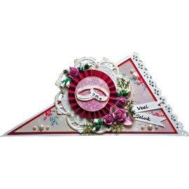 Marianne Design Stanz- und Prägeschablone, Wedding rings - LETZTE