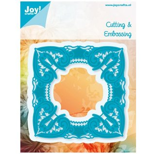 Joy!Crafts / Jeanine´s Art, Hobby Solutions Dies /  Stansing og preging sjablong, -en Craftables storslåtte omgivelser