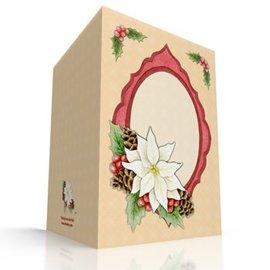 KARTEN und Zubehör / Cards Kit Craft per 3 Decoupage Card + 3 buste - Copy