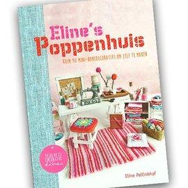 Bücher, Zeitschriften und CD / Magazines Hobby bok: Homedecoraties - Elines Poppenhuis