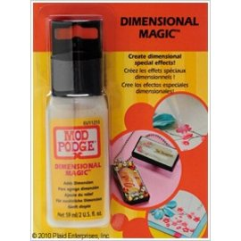 ModPodge Mod Podge Dimensional Magie, 59 ml