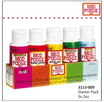 ModPodge Mod Podge Starter Set
