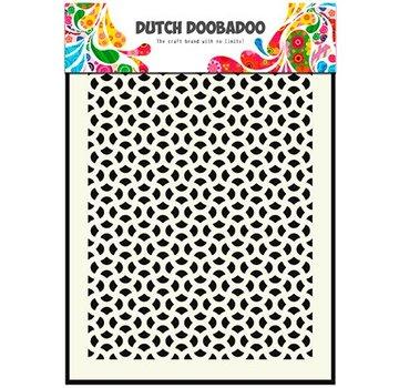 Dutch DooBaDoo Masque de l'art hollandais - Masque Art Abstrait, A5