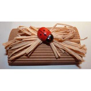 BASTELZUBEHÖR, WERKZEUG UND AUFBEWAHRUNG Corrugated cardboard, coarse, A5, 10 sheets