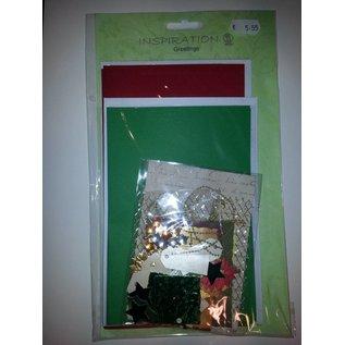 KARTEN und Zubehör / Cards Kaart in te stellen om te personaliseren