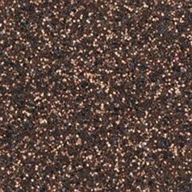 Moosgummi und Zubehör Schiuma foglio di gomma glitter, 200 x 300 x 2 mm, di colore marrone scuro