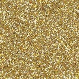 Moosgummi und Zubehör Espuma hoja de caucho escarcha, 200 x 300 x 2 mm, Gold
