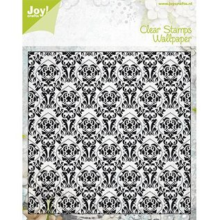 Joy!Crafts / Jeanine´s Art, Hobby Solutions Dies /  Clear stempels, oud behang, Joy Crafts