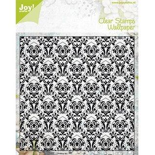 Joy!Crafts / Jeanine´s Art, Hobby Solutions Dies /  Transparent Stempel, Old Wallpaper, Joy Crafts