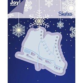 Joy!Crafts / Jeanine´s Art, Hobby Solutions Dies /  Estampación y corte estera, patines de hielo