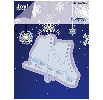 Joy!Crafts / Jeanine´s Art, Hobby Solutions Dies /  Prægning og skære mat, skøjter