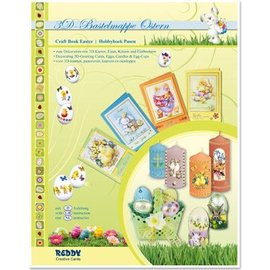 BASTELSETS / CRAFT KITS Craft wallet 3D Easter