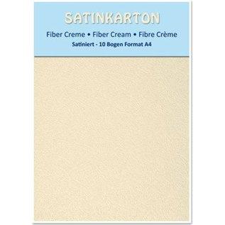 Karten und Scrapbooking Papier, Papier blöcke 10 vellen karton A4, aan beide zijden van het Satijn in reliëf