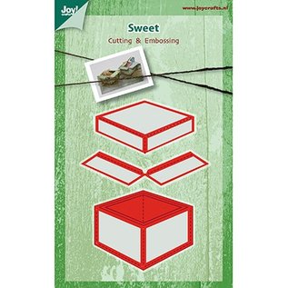Joy!Crafts / Jeanine´s Art, Hobby Solutions Dies /  cutting & embossing: box