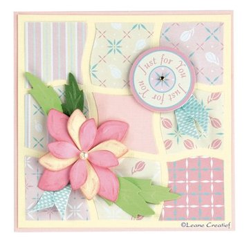 Leane Creatief - Lea'bilities und By Lene Stamping and embossing stencils, stencil Multi