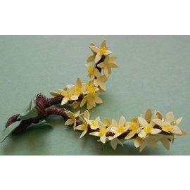 Sizzix Sizzlits Medium - Flor, Forsythia