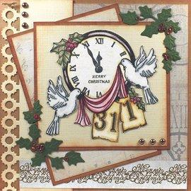 AMY DESIGN AMY DESIGN, nytårsprojekt: Transparent frimærke