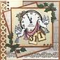 AMY DESIGN AMY DESIGN,  transparent stamp, Christmas motif