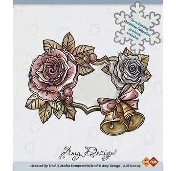 AMY DESIGN AMY DESIGN, Clear stamps