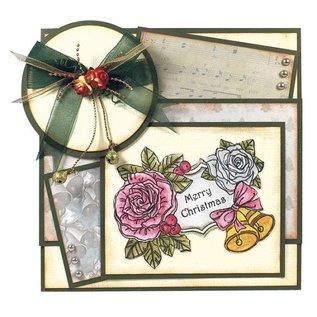 AMY DESIGN AMY DESIGN, Clear stamps, Scène Kerstmis